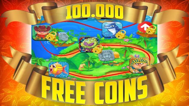 Gold Fish - Casino Slots Machines screenshot 4