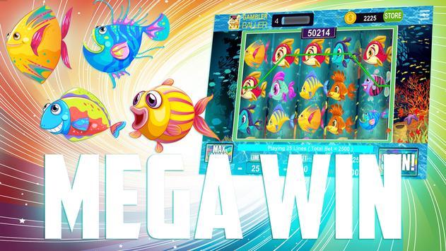 Gold Fish - Casino Slots Machines screenshot 2
