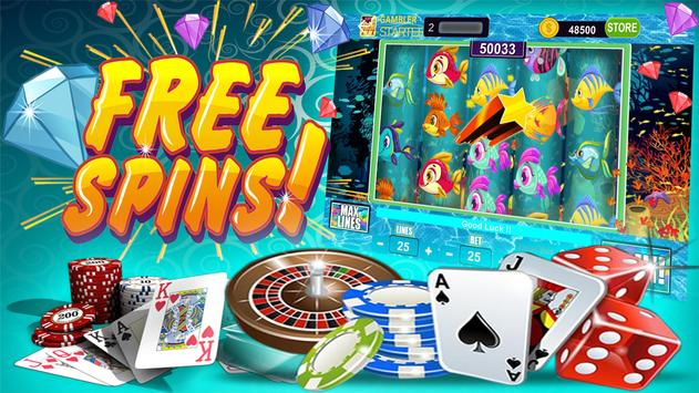 Gold Fish - Casino Slots Machines screenshot 3