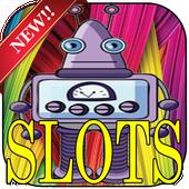 Mega Robots Slots – Free Vegas Machines icon