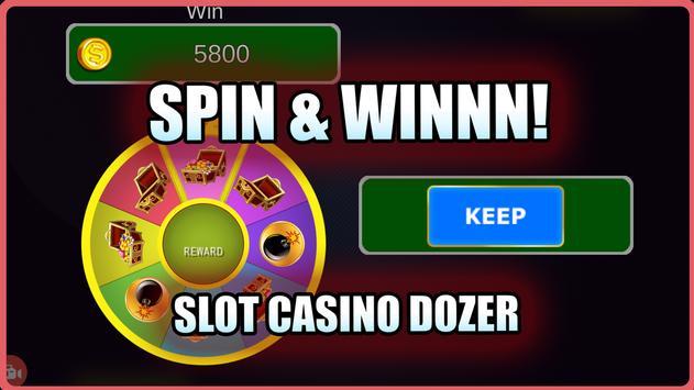Slot Casino Dozer Fever Era Slots Machines screenshot 2