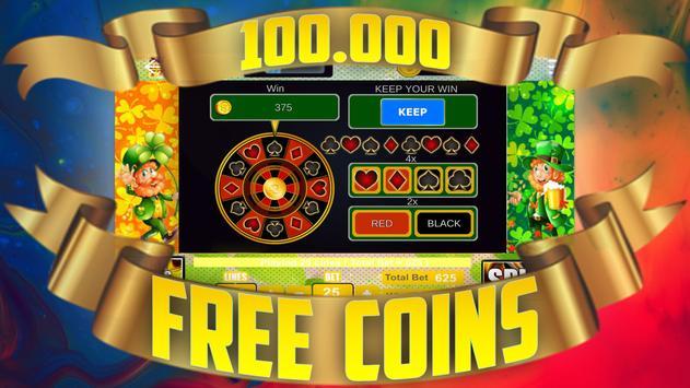 The Lucky Irish Eyes  – The Gold Treasure Machines screenshot 1