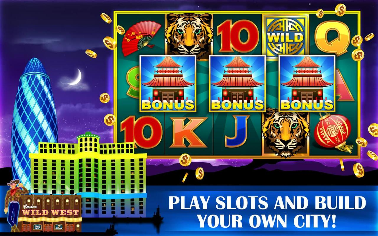 Slots city builder - Slot game APK Download - Gratis ...