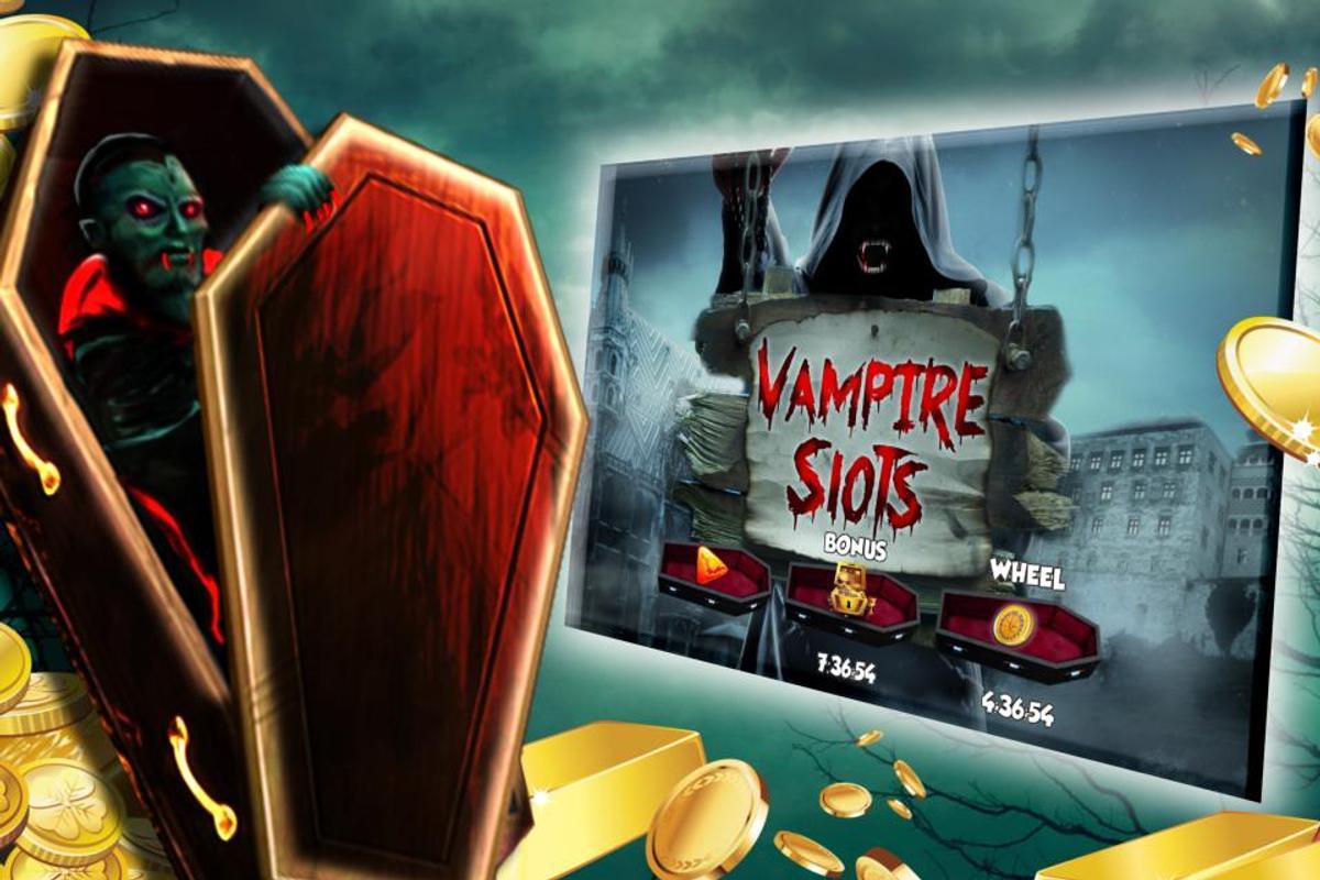 Vampire Slot Machines