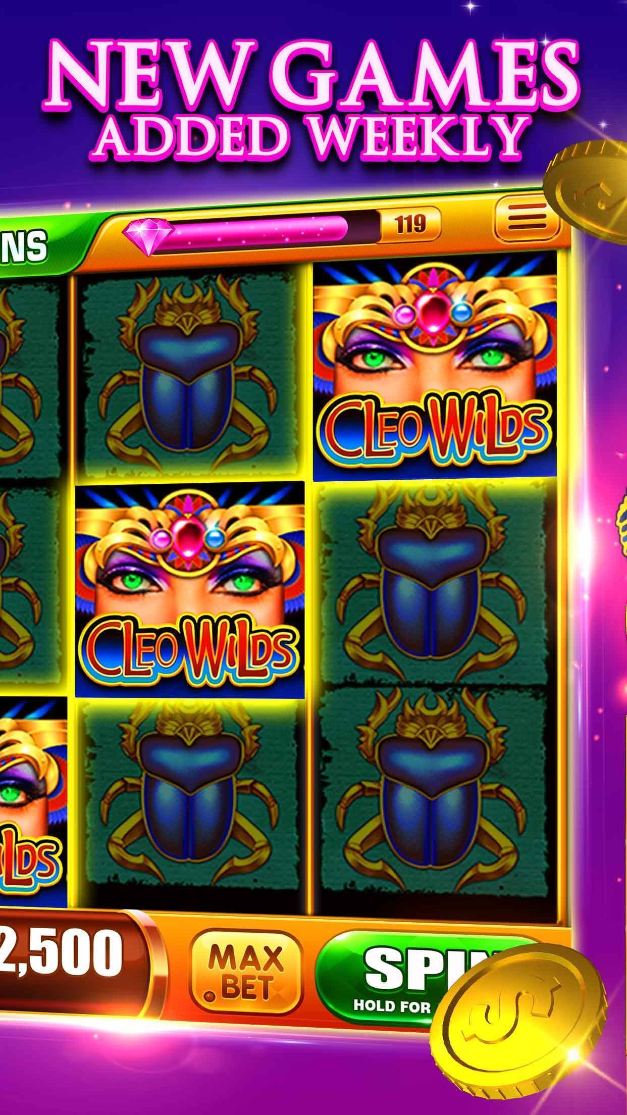 Free Slots Cleo