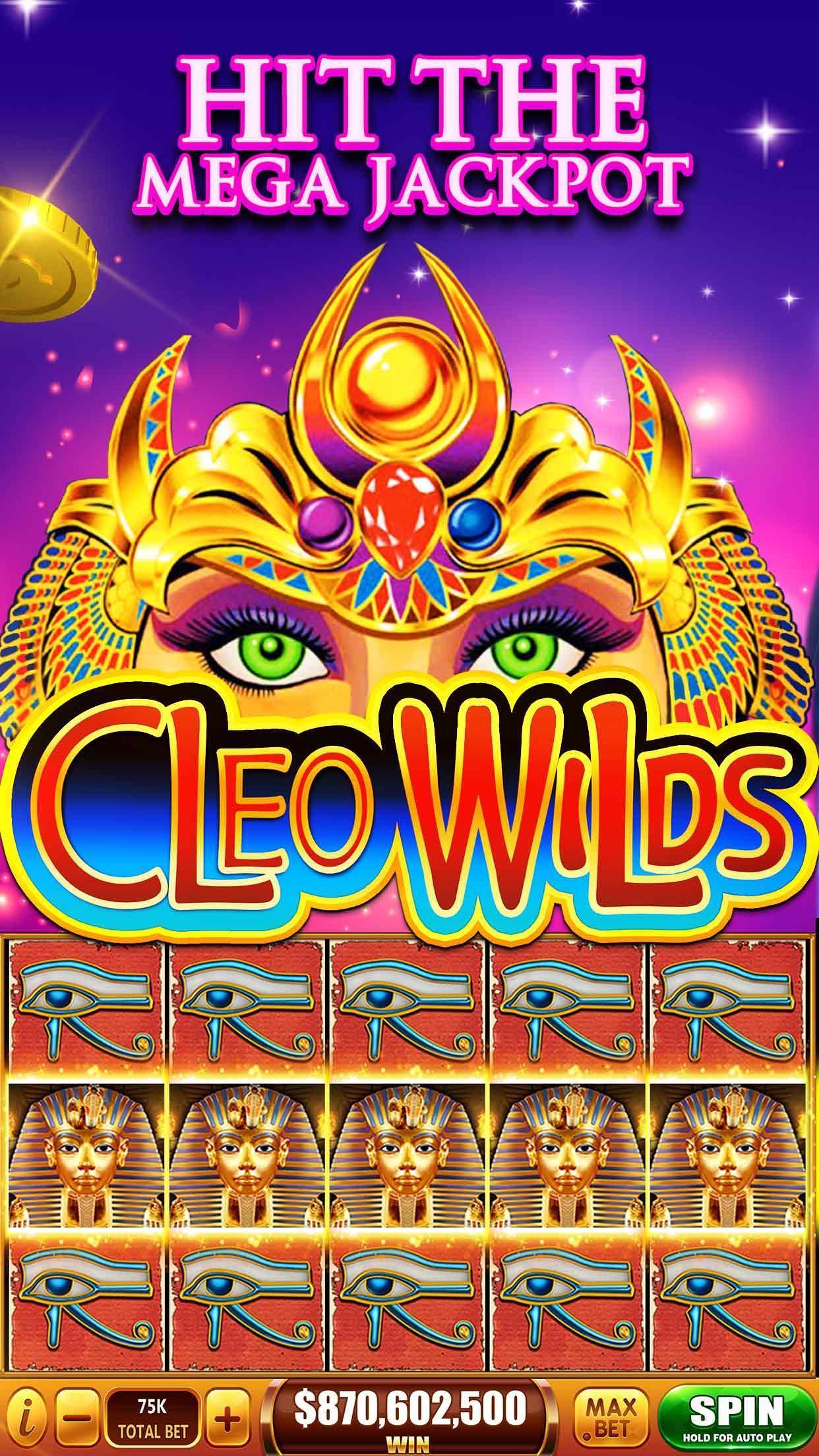Cleo Slots