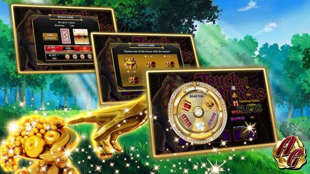 Touch Of Midas Slots screenshot 4