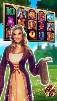 Touch Of Midas Slots poster