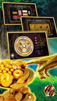 Touch Of Midas Slots screenshot 1