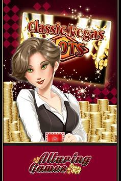 Classic Vegas Slots poster