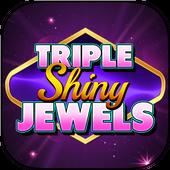 FREE SLOTS:Triple Shiny Jewels icon