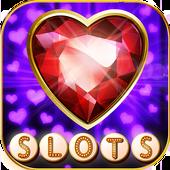 FREE Big Heart slot machine icon