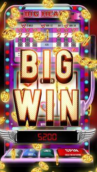 FREE Big Heart slot machine screenshot 1