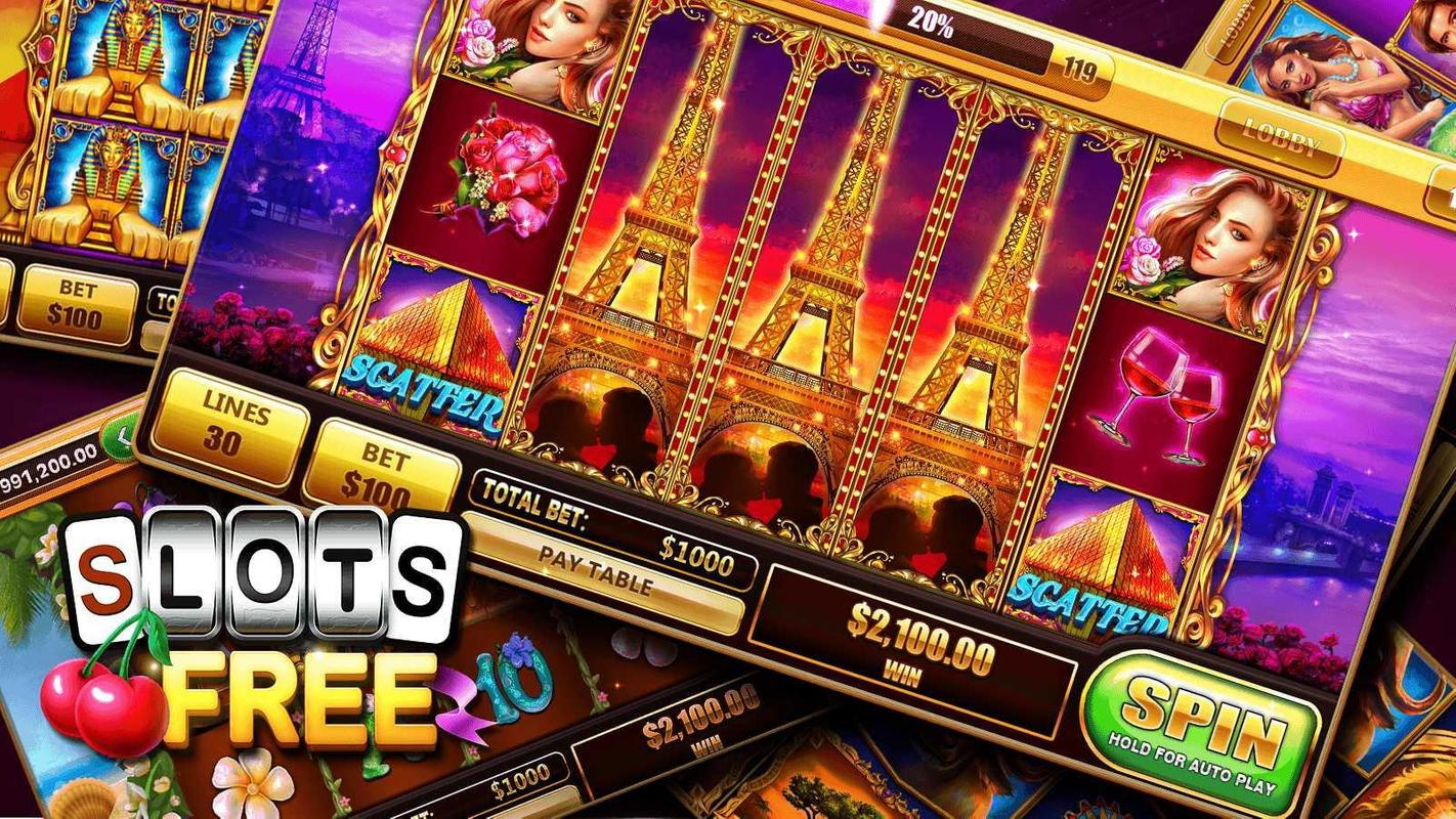 Games slot machine gratis