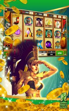 Tomb of the Aztec Slots poster