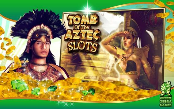 Tomb of the Aztec Slots screenshot 4