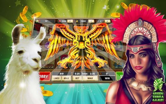 Tomb of the Aztec Slots screenshot 7