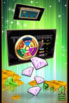 Twin Diamonds Slots screenshot 2
