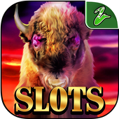 Classic Slots:Buffalo Stampede icon