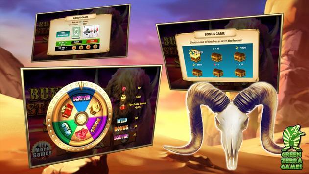 Classic Slots:Buffalo Stampede screenshot 4