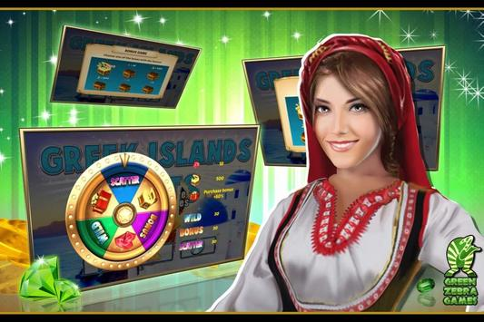 Greek Islands Slots screenshot 6