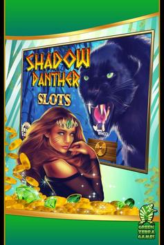 Shadow Panther Slots poster
