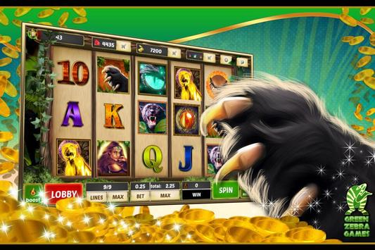 Shadow Panther Slots screenshot 5