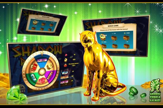 Shadow Panther Slots screenshot 6