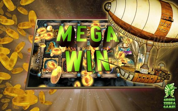 Free Casino: Steampunk Slots screenshot 5