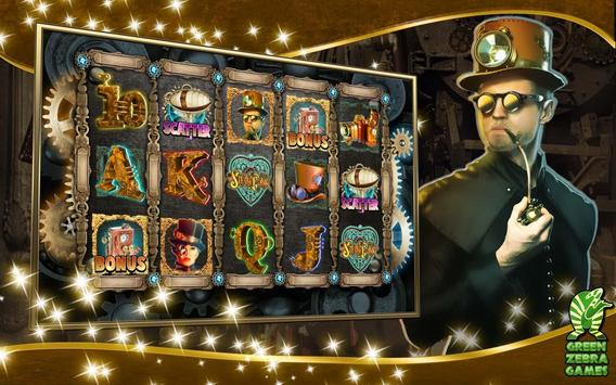 Free Casino: Steampunk Slots screenshot 3