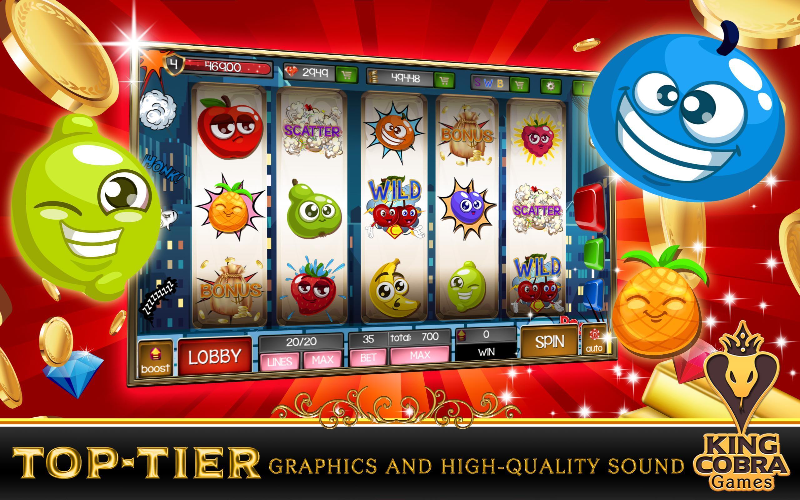 Super Cherry Slot Machine Online