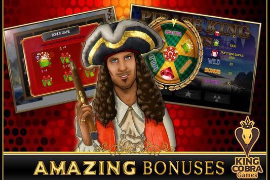 Pirate King Slots screenshot 4