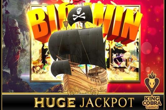 Pirate King Slots screenshot 5