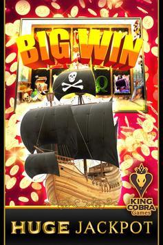 Pirate King Slots screenshot 2