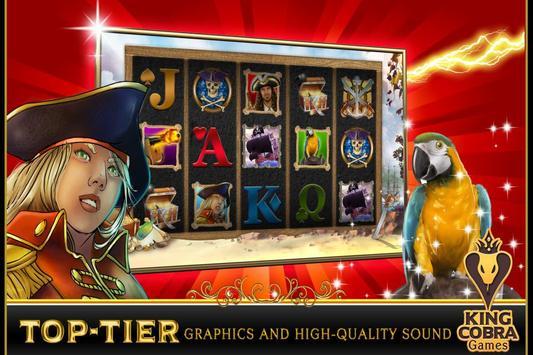 Pirate King Slots screenshot 3