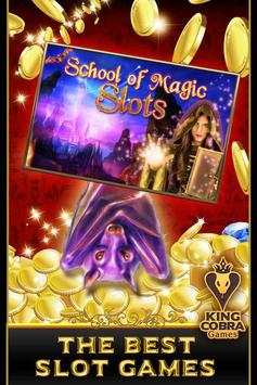 School of Magic Slots poster