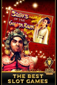 Golden Khan Slots poster