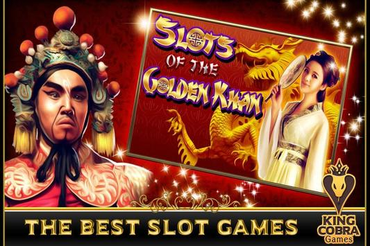 Golden Khan Slots screenshot 4