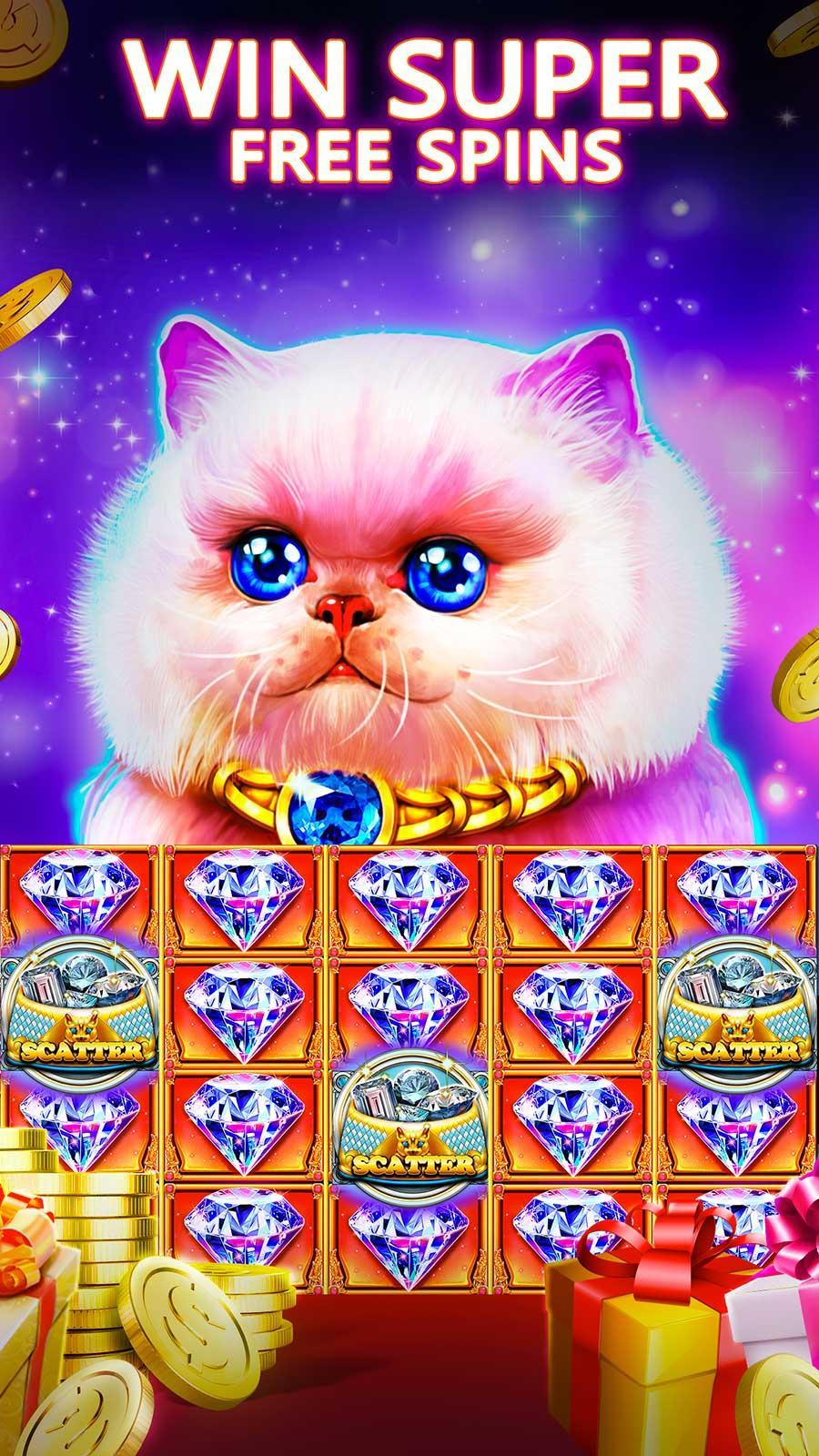 Free slot machines with free spins