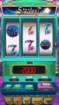 Stardust Slot Machine screenshot 2