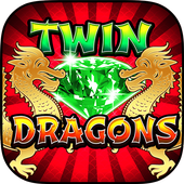 Twin Dragons Slot Machine icon