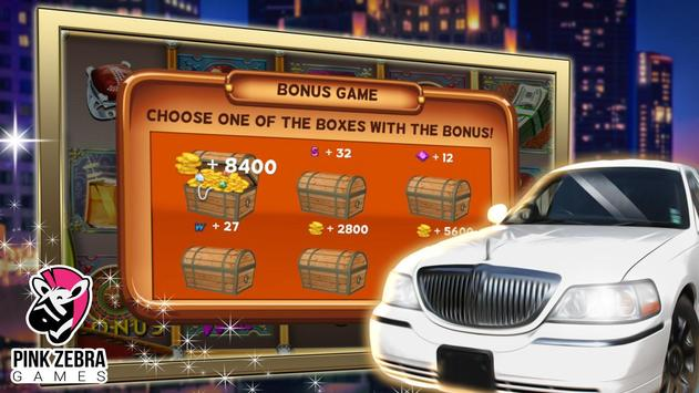 free slots: Champagne Slots screenshot 1