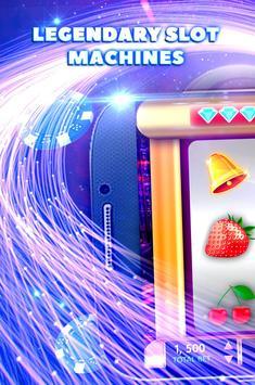 Slot Machines and Slots poster