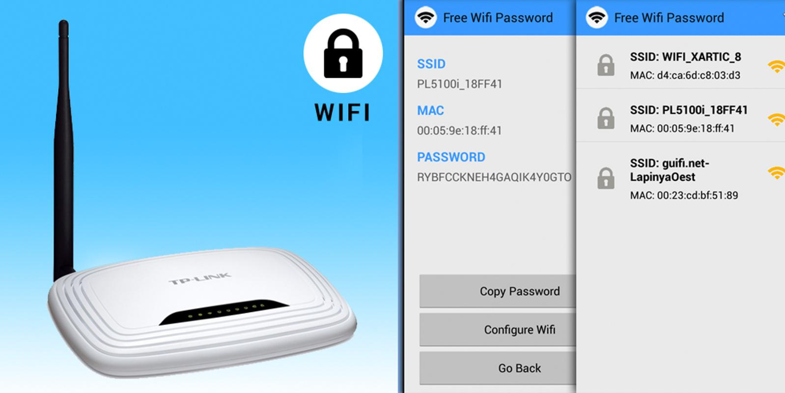 FREE WIFI PASSWORD GENERATOR for Android - APK Download