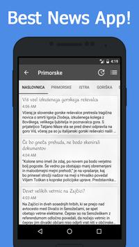 News Slovenia screenshot 1