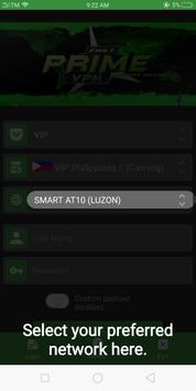 Prime VPN screenshot 3