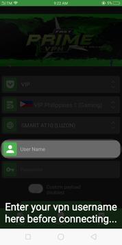 Prime VPN screenshot 4