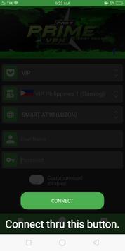Prime VPN screenshot 6
