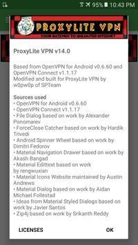 ProxyLite VPN apk screenshot