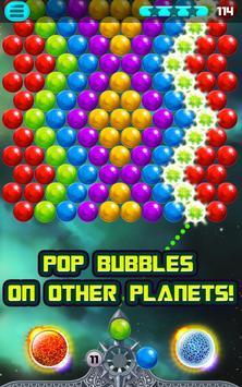 Bubble Puzzle Space screenshot 2